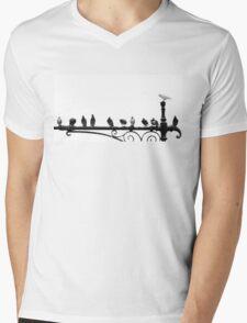 The Gathering Mens V-Neck T-Shirt