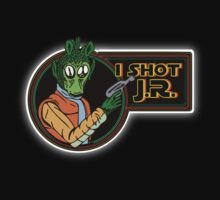 Star Wars - Greedo - I Shot J.R. T-Shirt