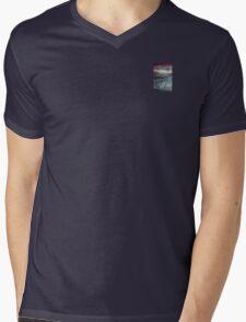 ground layer Mens V-Neck T-Shirt
