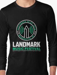 LANDMARK MUSIC FESTIVAL 2015 WASHINGTON Long Sleeve T-Shirt