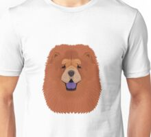 Chow Chow Unisex T-Shirt