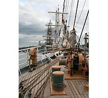Tacoma Waterfront Photographic Print