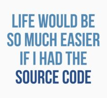 Life Source Code by AmazingVision