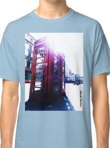 london in love telephone Classic T-Shirt