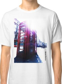 london in love telephone Classic T-Shirt