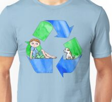 Boys Love the Planet, Too Unisex T-Shirt
