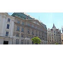 City Center 5.0 - Vienna Photographic Print