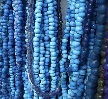 Blue beads-Turkey by rasim1