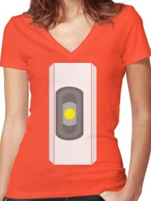 The Controller Women's Fitted V-Neck T-Shirt