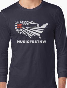 MFNW musicfestnw music festival  Long Sleeve T-Shirt