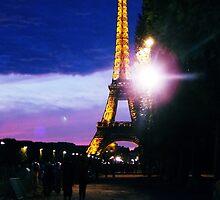 eiffel tower, tourre eiffel, paris by lovenaturenow