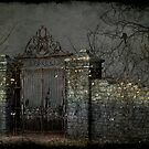 Ghostly Gate by Ann Garrett
