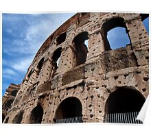 Roman Colosseum, Italy Poster