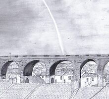 A room with a view 2 in pencil by pencilbutnopen