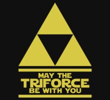 May The Triforce Be With You by ArtPower