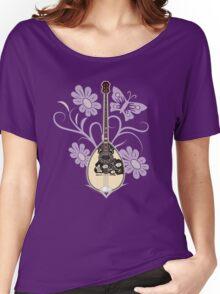 Greek Bouzouki Women's Relaxed Fit T-Shirt