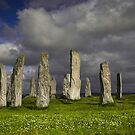 Callanish Stone Circle by Brian Kerr