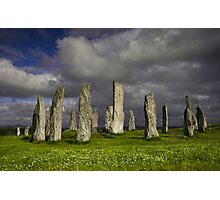 Callanish Stone Circle Photographic Print