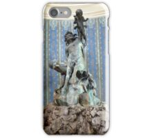 Fountain - Budapest iPhone Case/Skin