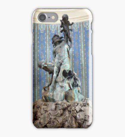 Fountain - Budapest iPhone Case/Skin