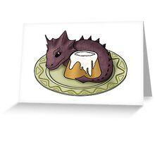 Elder Scrolls Guardian of the Sweetroll Greeting Card