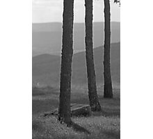 Blue Ridge Mountains - Virginia Photographic Print