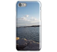 Bristol Harbor, Rhode Island iPhone Case/Skin