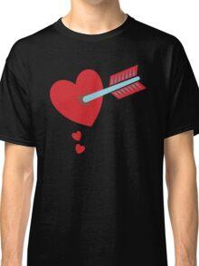 ARROW through the HEART Classic T-Shirt