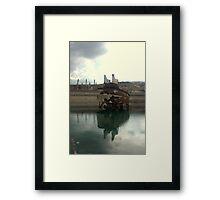 Headlands 2010 Framed Print