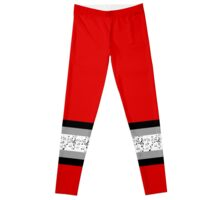 Musical Red Spiritwear - Thin Leggings