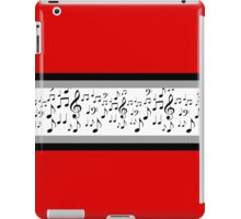 Musical Red Spiritwear - Thick iPad Case/Skin