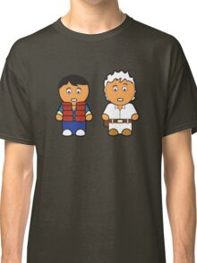 Marti and Doc Brown Classic T-Shirt