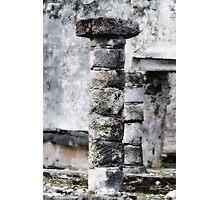 Ancient Piller Photographic Print