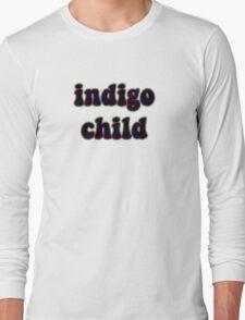 indigo child Long Sleeve T-Shirt