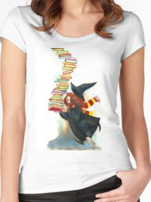 Hermione Granger Women's Fitted Scoop T-Shirt
