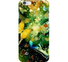 Awesome Butterflies iPhone Case/Skin