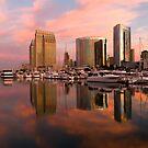 San Diego Sunrise by Bill McCarroll