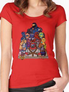 Matt-Trakker.com Celebrate 30 Years of M.A.S.K. Women's Fitted Scoop T-Shirt