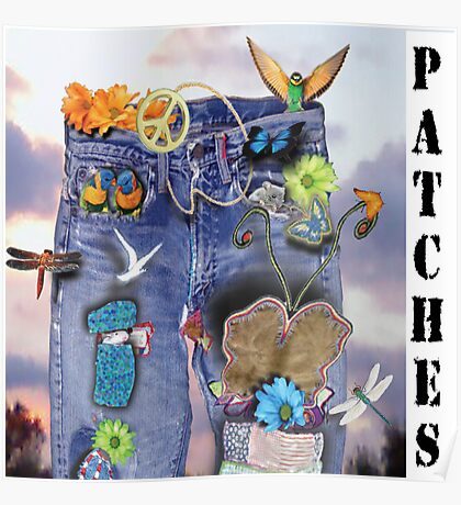 """Patches""  Poster"