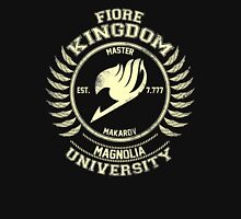 magnolia university cream Unisex T-Shirt