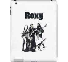 Roxy Music T-Shirt iPad Case/Skin