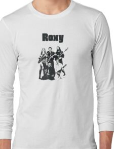 Roxy Music T-Shirt Long Sleeve T-Shirt