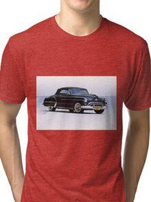 1950 Oldsmobile Rocket 88 Convertible Tri-blend T-Shirt
