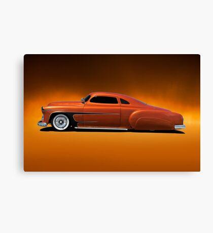 1951 Chevrolet 'Fifties Style' Kustom Canvas Print