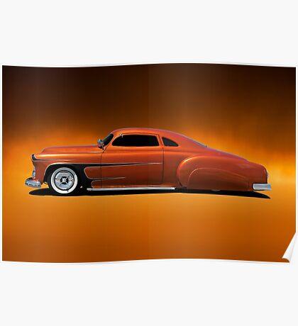 1951 Chevrolet 'Fifties Style' Kustom Poster
