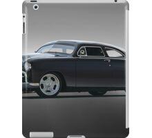 1950 Ford Custom Coupe iPad Case/Skin