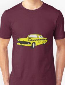 Cute Yellow Cab T-Shirt