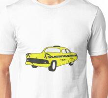 Cute Yellow Cab Unisex T-Shirt
