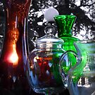 Antique Glass by Luke Griffin