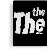 The The T-Shirt Canvas Print